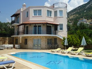 Stunning Holiday Villa with private pool up to 10, Kalkan