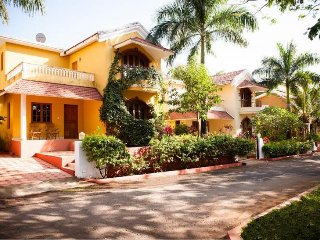 Two Bedroom Luxury Villa in Sinquerim