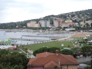 MG1 Studio with extraordinary view, Portoroz