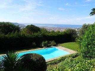 VI4063 - GAIRAUT PARADISE VILLA, Niza
