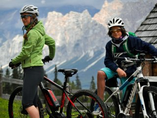 Bikes &Via ferrata kits free for you at the apt., Cortina d'Ampezzo