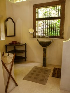 One of our double ensuite bathrooms