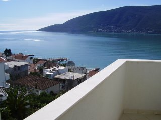 One-bedroom sea view Apartment Dada, Herceg-Novi