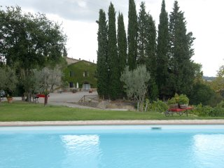 apartment  2+2 in an original farmhouse near San Gimignano Tuscany