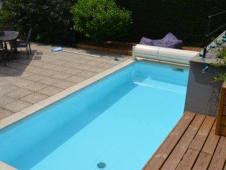 Appartement Complet Avec Piscine, Saint-Etienne