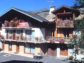 appartement en centre ville, Morzine