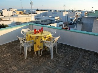 Holiday home in Torre San Giovanni Salento Puglia near the sea and ideal for gro