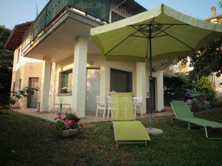 Casa Gaia in Franciacorta tra Brescia e Iseo, Ome