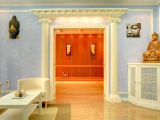 Apartamento lujo, espacioso, calidades, Saragozza