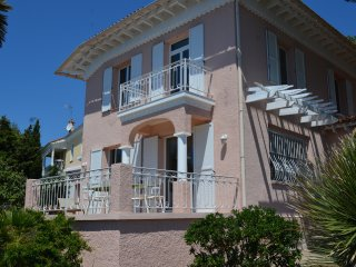 Charming Belle Epoque Villa with Panoramic view, Villefranche-sur-Mer
