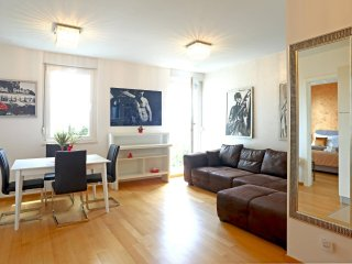 Apartment White in modern style, single room, Split