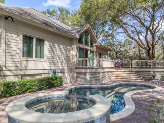 Fantastic Home - Private Pool and Hot Tub!, Hilton Head
