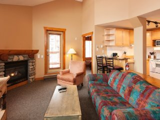 Fernie Lizard Creek Lodge 1 Bedroom Condo in Ideal Location