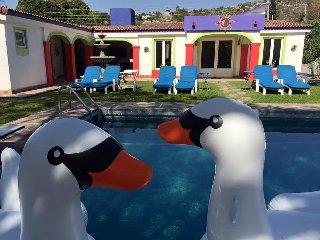 Casa en cuernavaca para familias, jovenes y grupos, Cuernavaca