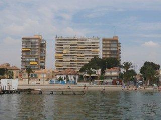 APARTAMENTO con acceso a balneario privado, Santiago de la Ribera