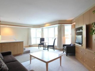 Studio Suite at Le Chamois, Whistler