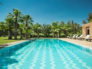 Villa Alouna Marrakech - 8 / 12 pers.