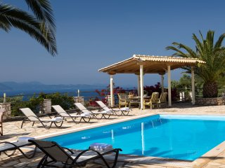 Sapphire Villas  Sea Views  Sivota  Lefkada Greece