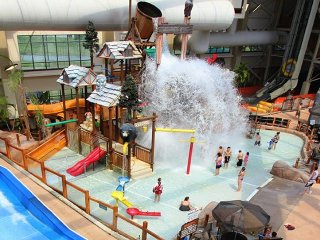 Wyndham Great Smokies Lodge Free Water Park Resort, Sevierville