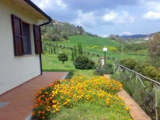 Apartment mit POOL in Agriturismo a 23 km dal mare