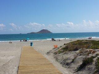Primera Linea de Playa - La Manga - 2 dorm., La Manga del Mar Menor