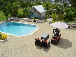 Casa Delamar Ocean Front Villa in Beautiful Tobago, Scarborough