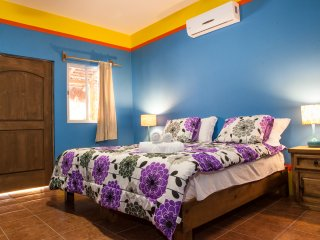 Blue room B&B Casa Juarez