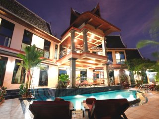 Kata Sea View Luxury Villa, Private Pool & Chef!