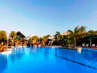 Broome, Cable Beach Luxury Resort 2 bedroom