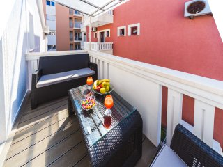 Apartments Dimic-One Room Apartment with Balcony 104
