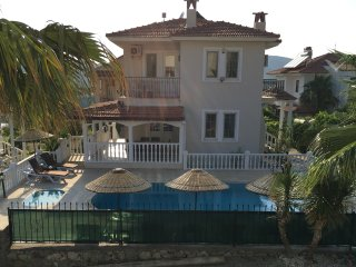 Private Villa with 2 Pools, Wifi and Table Tennis, Hisaronu