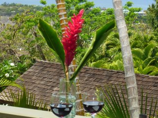 A nice moment from the Lanai.