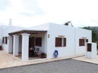casa de campo en el sur de Ibiza
