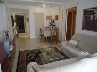 Isa1 centro, apartamento, equipado,WIFI, sin coche, Alicante
