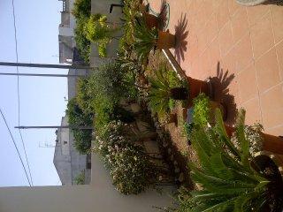 Appartamento per il mare con giardino