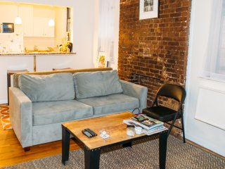 Quiet 1BR at Union Square/East Village