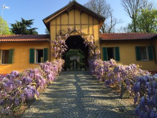 Cottage romantico ON colline torinesi, Turin