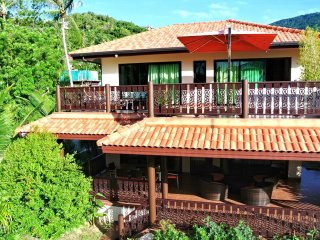 Luxury Spacious 2Bdr Villa Only 40 Meters to Beach