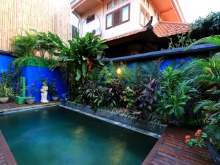 DISCOUNT Modern Balinese Style Legian Beach-Side Private Pool Villa