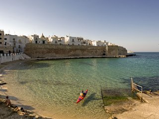 B&B Casa Camilla...house in the heart of the town, Monopoli