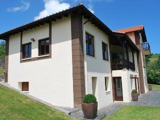 Exclusiva propiedad a 1km de Ribadesella y playa