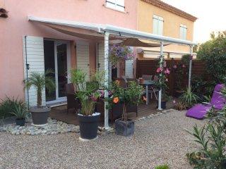 Villa avec Jacuzzi, Cagnes-sur-Mer