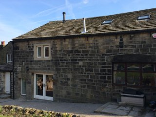 The Barn at Whitehall Fold, Heptonstall - Hebden Bridge