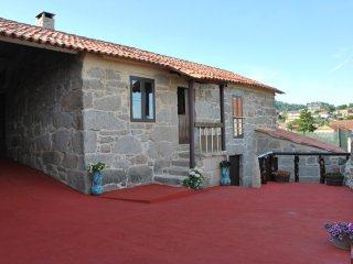 Charming rustic house near the beach on Rias Baixas, Poio