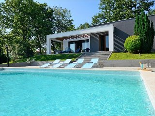 beautiful brand new modern villa in Central Istria, Pazin