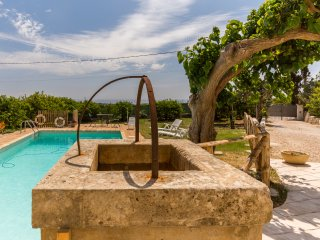 Authentic Sicilian Charm with pool and sea view