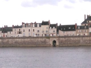 House on the Loire, Heart of Blois, Bike shelter