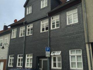 Historisches Stadthaus in Wolfenbuttel