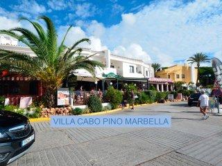PRECIOSA VILLA EN CABO PINO, MARBELLA VTF/MA/0078, Marbella