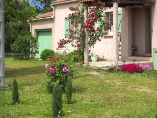 Spacious house with furnished terrace, Ghisonaccia